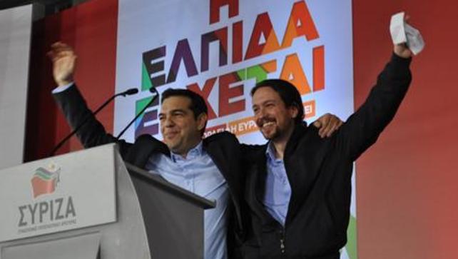 griechenland-Syriza